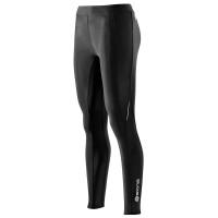 SKINS Bio A200 Womens Black Thermal Long Tights