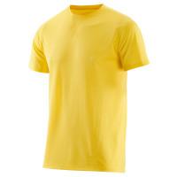 pánske tričko Skins Activewear avatar Citron/Marle