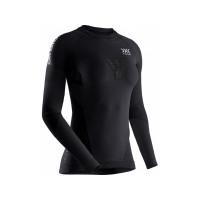 X-BIONIC® Invent 4.0 Shirt Round Neck LG SL Women Black/Charcoal