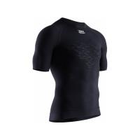 X-BIONIC® MK3 LT Shirt RND Neck SH SL Men Opal Black-Arctic White