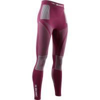 X-BIONIC® ENERGY ACCUMULATOR 4.0 Pants Women Plum / Pearl Grey