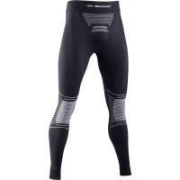X-BIONIC® ENERGIZER 4.0 Long Pants Men Opal Black / Artic White