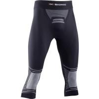 X-BIONIC® ENERGIZER 4.0 PANTS 3/4 MEN B002 OPAL BLACK/ARCTIC WHITE