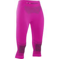 X-BIONIC® ENERGIZER 4.0 Pants 3/4 Women Neon Flamingo / Anthracite