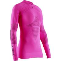 X-BIONIC® ENERGIZER 4.0 Shirt Round Neck LG SL Women Neon Flamingo / Anthracite