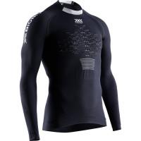 X-BIONIC® TRICK 4.0 Shirt LS Men Opal Black / Arctic White