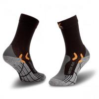 ponožky X-SOCKS WINTER RUN X020243-B000 čierne