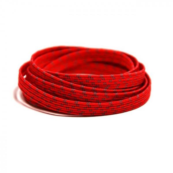 XPand Elastic Reflexné šnúrky do tenisiek Červená  21963c93ff0