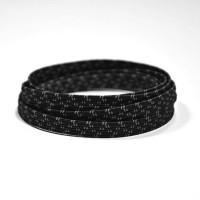 XPand Elastic Reflexné šnúrky do tenisiek Čierna