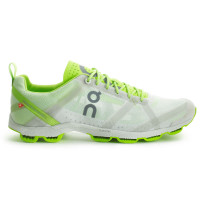 ON Cloudracer W Silver/Lime