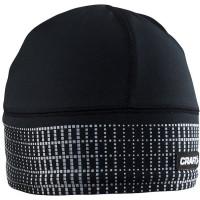 CRAFT Brilliant Hat 2.0 Bežecká čiapka Čierna