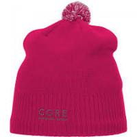GORE Essential WS Knit Beany Čiapka Jazzy Pink