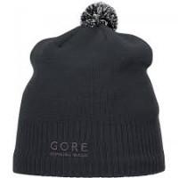 GORE Essential WS Knit Čiapka Beany Black