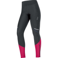 GORE Mythos Lady 2.0 WS SO Tights Black/ jazzy pink (women)