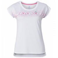 ODLO bežecké tričko TEBE (women) Biela