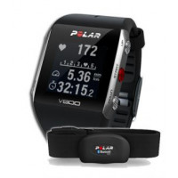 POLAR V800 GPS HR BLACK