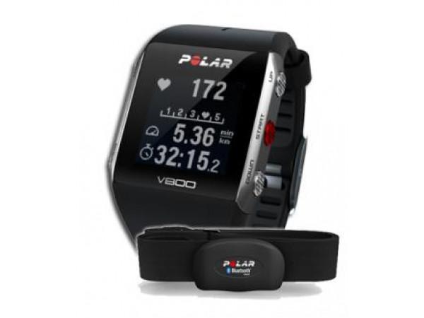 b1273b63946 POLAR V800 GPS HR BLACK ...