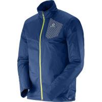 pánska bunda SALOMON Park WP Jacket L374547 Blue