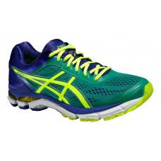 ASICS Gel Pursue 2 T5D0N8807 Pine/Flash Yellow/Asics Blue
