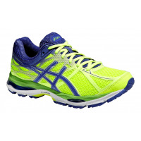 ASICS Gel Cumulus 17 T5D8N0733 Flash Yellow/Acai/Jasmin Green